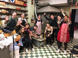 """Welcome to our Studio & Gallery. At UDUMBARA you are submerged in a real pottery studio with an experienced potter. We based in Kallio (Berghäll) """"the creative"""" district of Helsinki, just next to hip SAUNA ARLA and restaurants or bars nearby for you to continue into the evening if you wish. Workshops in English, Finnish and Swedish."""