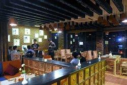 Newari themed restaurant