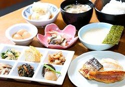 朝食~盛り付け例②~