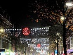 Winter in de Weimarstraat