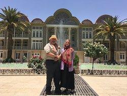 IranTours Travelers in Shiraz