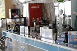 "Our restaurant ""Panorama"" is always fresh soft drinks!"