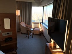 It's all about Executive Room 3565