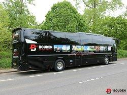 tour coach hire Birmingham