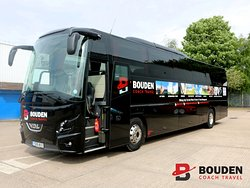 coach to hire in Birmingham for tours
