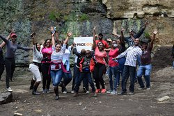 Evacay Africa: We Work, You Pack