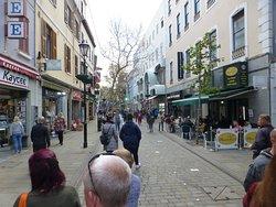walking Main Street