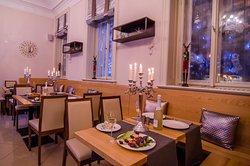 Christmas restaurace na Žižkově