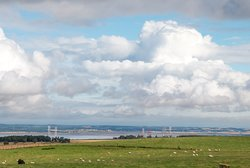 The Cromarty Firth from Cromarty Room