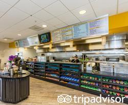 Café & Marketplace at the Avanti International Resort