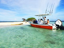 Enjoy our trip to the cays, a very peacuful and exclusive place to enjoy the nature and relax!