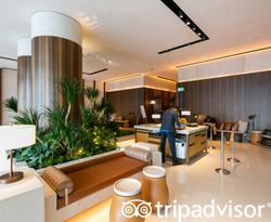 Lobby at the Andaz Singapore - a concept by Hyatt