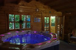 Spa nord jacuzzi Chalet