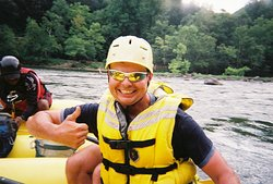 Challenge yourself on the Gauley River