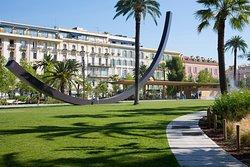 La coulée verte de Nice