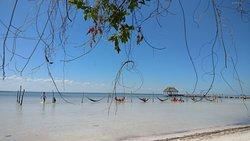 Hängematten von Punta Cocos