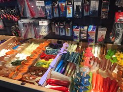 Check out our fishing selection