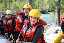 Fun on the Nahatlatch river