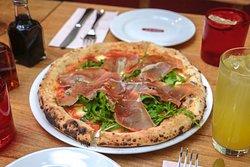 Pizza Prosciutto e Rucula