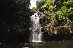 Dandan waterfalls