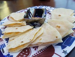 Plain Quesadilla for cheese-lovers