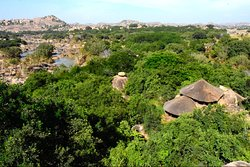 Hampi's Boulders Resort