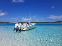Aboard the most reliable and brand in the world: Jupiter , sail the clearest most transparent waters in the world. Park on a cay and relax as the shoreline lifts your cares away.