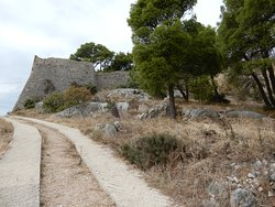 Pathway to Fortress.