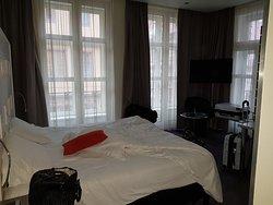 Hotel Gutenberg - Zimmer - 2. Etage.