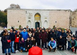 Come and join us! Istanbul free walking tour