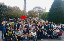 Free walking tour in ıstanbul