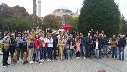 Discover Istanbul with us! Istanbul free walking tour