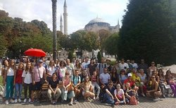 Istanbul free walking tour
