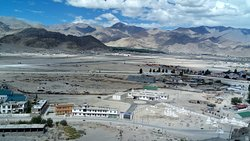 The land of lamas  Ladakh