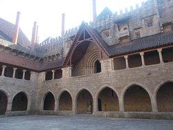 Palazzo dei Duchi di Braganza - Cortile