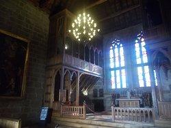 Palazzo dei Duchi di Braganza - Cappella