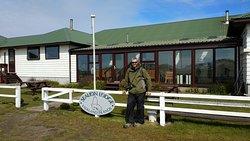 At the fabulous Sea Lion Lodge