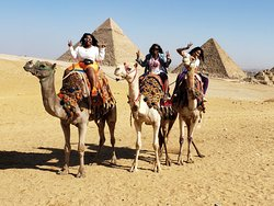 Day out in Giza!!