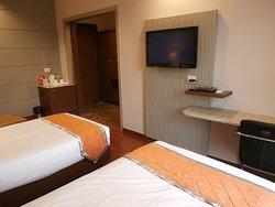 Modern hotel, very nice staff
