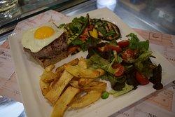 Hamburger di Chianina IGP