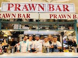 PrawnBar Dream Team