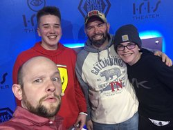Happy Fan Friday from Impossibilities!
