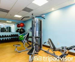 Fitness Center at the Wyndham Lake Buena Vista
