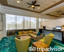 Business Center at the Wyndham Lake Buena Vista