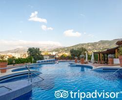 The Main Pool at the Hilton Sorrento Palace