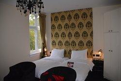 Ruthin Castle room
