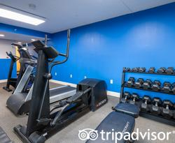 Fitness Center at the Comfort Inn - Boston