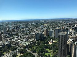 Great views all over Sydney