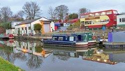 The Boatyard in detail