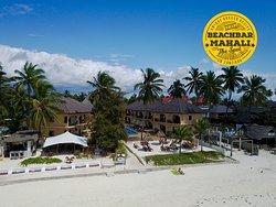 Beachbar Mahali overview